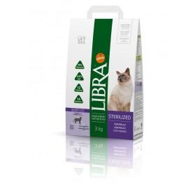 Libra gato sterilized