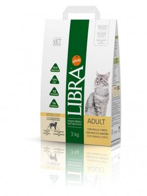 Libra gato adulto, 15kg