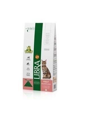 Libra gato salmon y arroz