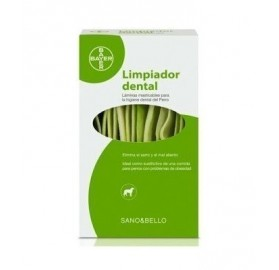 Limpiador dental Sano & Bello con espirulina, 140gr