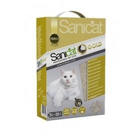 Sanicat Ultra Clumping Gold, 5l