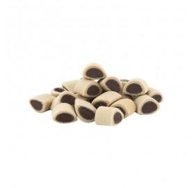 Snack para perros Semihúmedos Toffy Cordero, 250gr