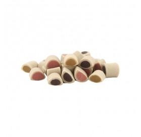 Snack para perros Semihúmedos Toffy Mix, 250gr