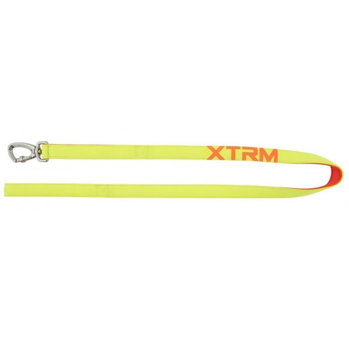 Correa Amarilla Perros X-Trm Neon Flash