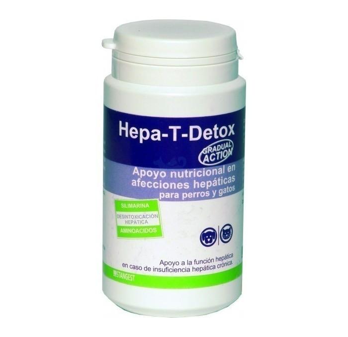 Hepa-T-Detox, 60 comprimidos