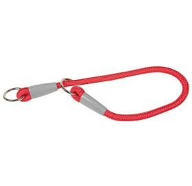 Collar estrangulador para Perros Dynamic Rojo