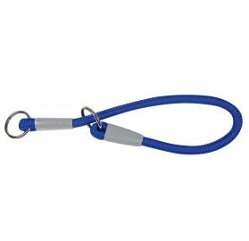 Collar estrangulador para Perros Dynamic Azul