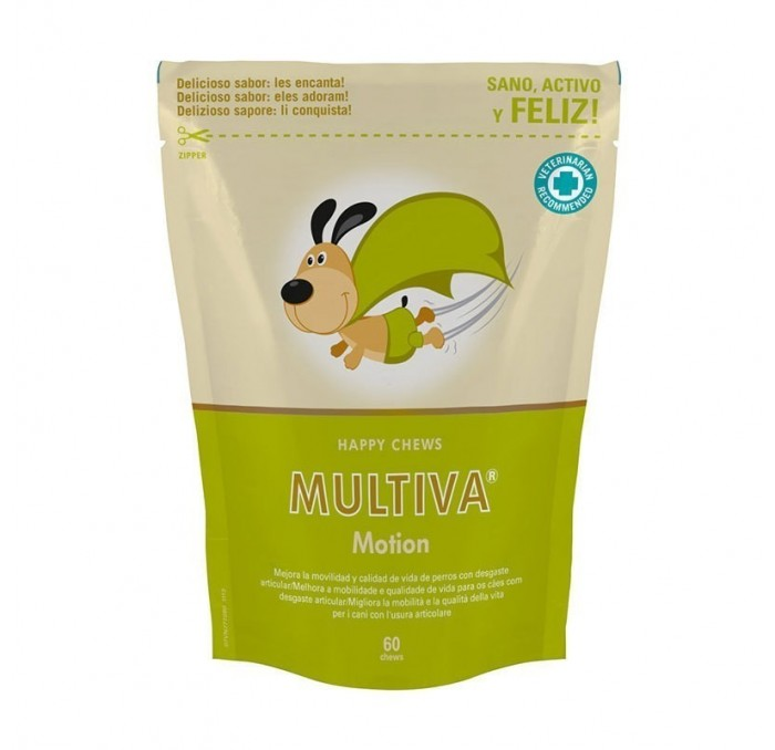 Multiva Motion, 60 Premios Chews