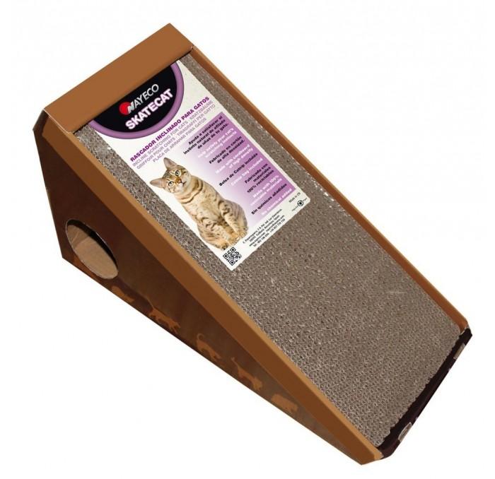 Rascador de Gato SkateCat, 36x24x37cm