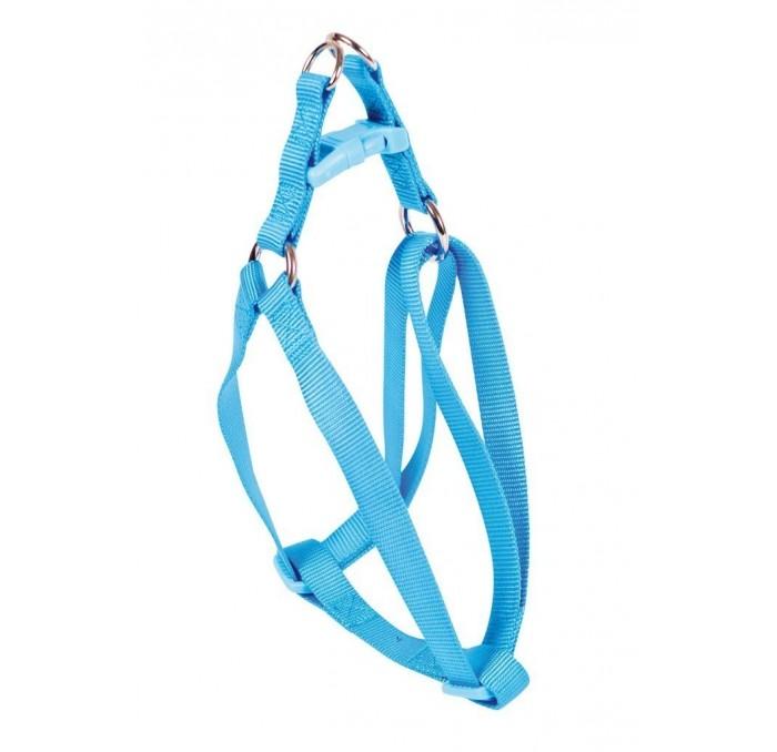 Arnés Basic de Perros Nylon Azul Nayeco