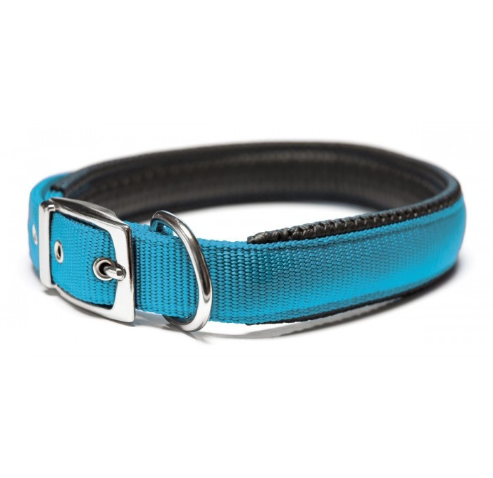 Collar Perros Confort Nayeco Azul