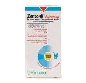 Zentonil Advance 100mg, 22 comprimidos
