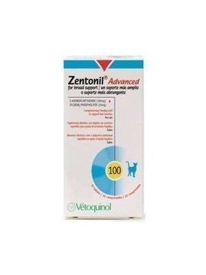 Zentonil Advance 100mg, 30 comprimidos