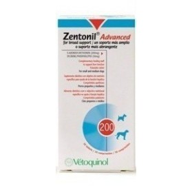 Zentonil Advance 200mg, 30 comprimidos