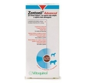 Zentonil Advance 400mg, 30 comprimidos