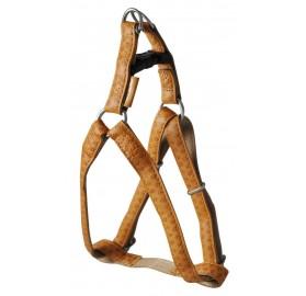 Arnés para Perros Mac Leather Mostaza
