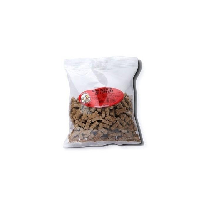 Premio Semihúmedo Mini Huesito de cordero, 200gr