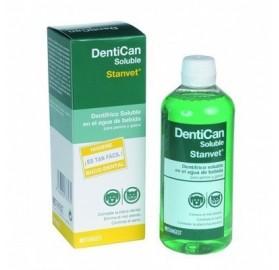Dentican soluble dentifrico enjuage para perros y gatos, 250ml