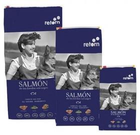Retorn Pienso Salmon Noruego para Perros Adultos