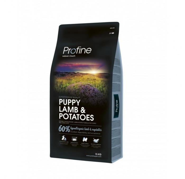 Profine Puppy Lamb