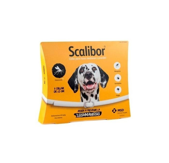 Collar Scalibor perros grandes 65cm