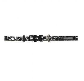 Collar de Perros Negro X-Trm Logo