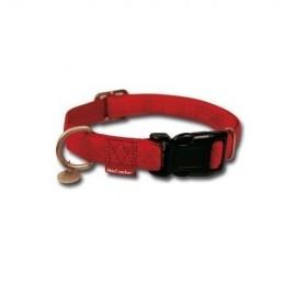 Collar para Perros MacLeather Rojo