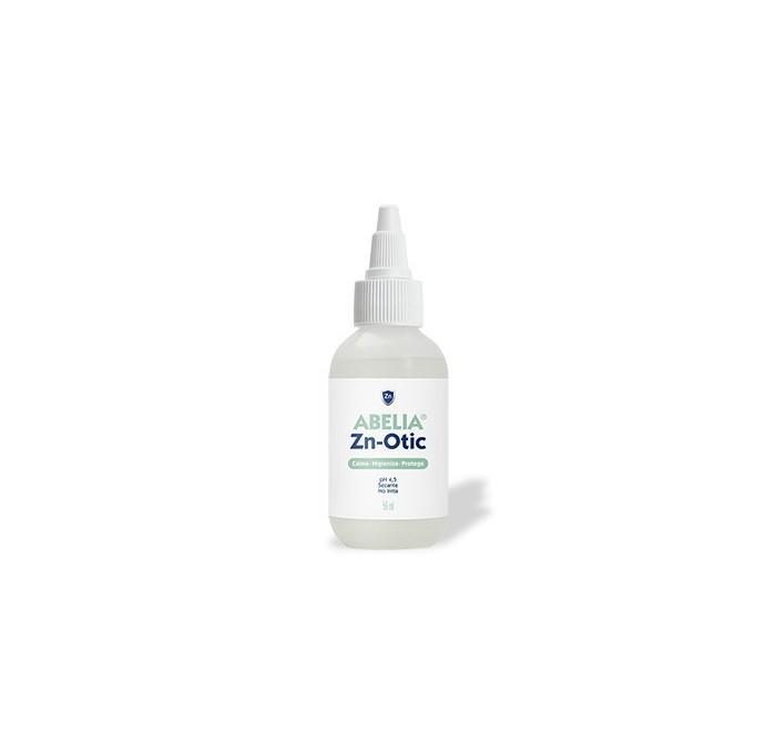 Abelia Zn OTIC solución ótica para perros, 59ml
