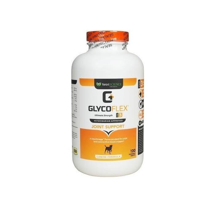 GlycoFlex III, 120 comprimidos
