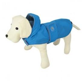 Impermeable para Perros Dancing Rain azul