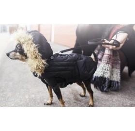 Parka para Perros Artic Negro