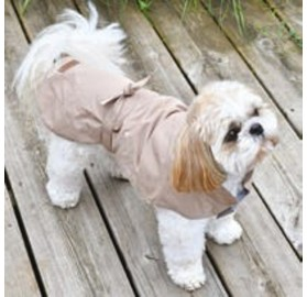 Impermeable para Perros Trenchy