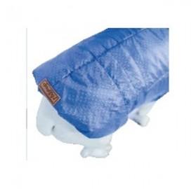 Abrigo para Perros Azul Snow