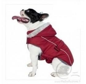 Abrigo especial Bulldog Softy Doggy Rojo