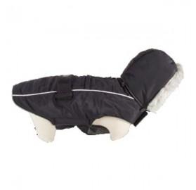 Abrigo para Perro Softy Negro