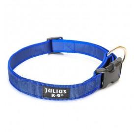 Collar Julius K9 Perro Engomado Azul