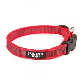 Collar Julius K9 Perro Engomado Rojo