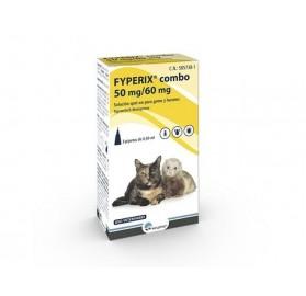 Fyperix Combo Gatos Pipetas Ecuphar