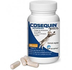 Cosequin para Gatos Ecuphar Condroprotector, 45 comprimidos