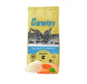 Pienso Carnivoro Adulto Sensitive, 15kg