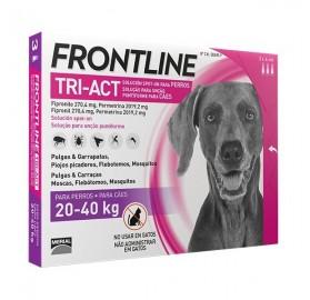 Frontline Tri-Act Pipetas Boehringer 20-40kg