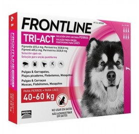 Frontline Tri-Act Pipetas Boehringer 40-60kg