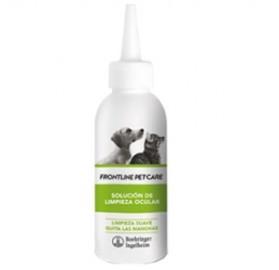 Frontline Solución de limpieza Ocular, 125ml