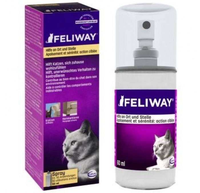 Feliway Classic Spray, 60ml