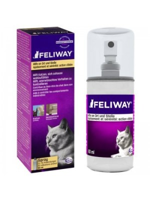 Feliway Classic Spray Gatos Ceva, 60ml