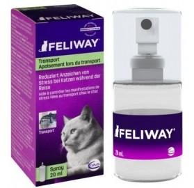 Feliway Travel Spray Gatos Ceva