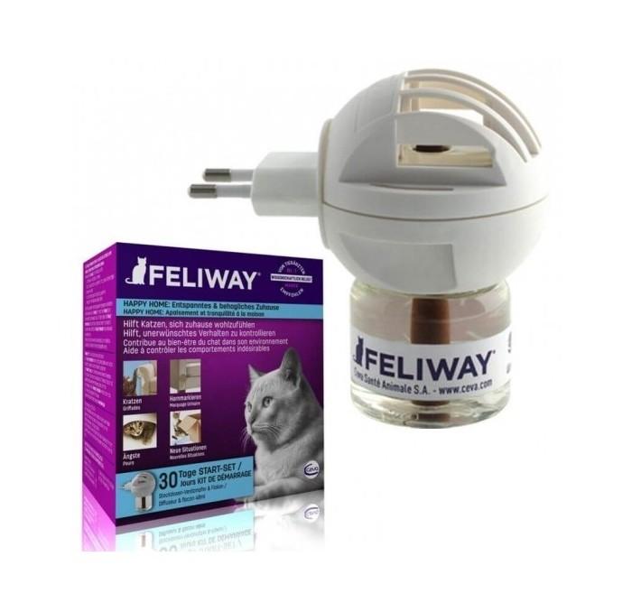 Feliway Difusor + Recarga Classic Gatos Ceva