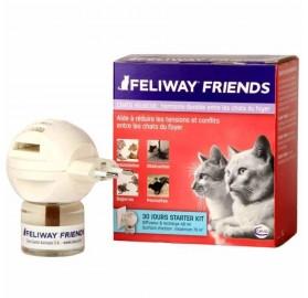 Feliway Friends Difusor + Recambio Gatos Ceva