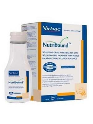Nutribound Perros Solución oral Virbac, 3x150ml