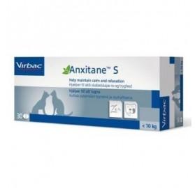 Anxitane para Gatos y Perros - 10kg Virbac, 30 comprimidos